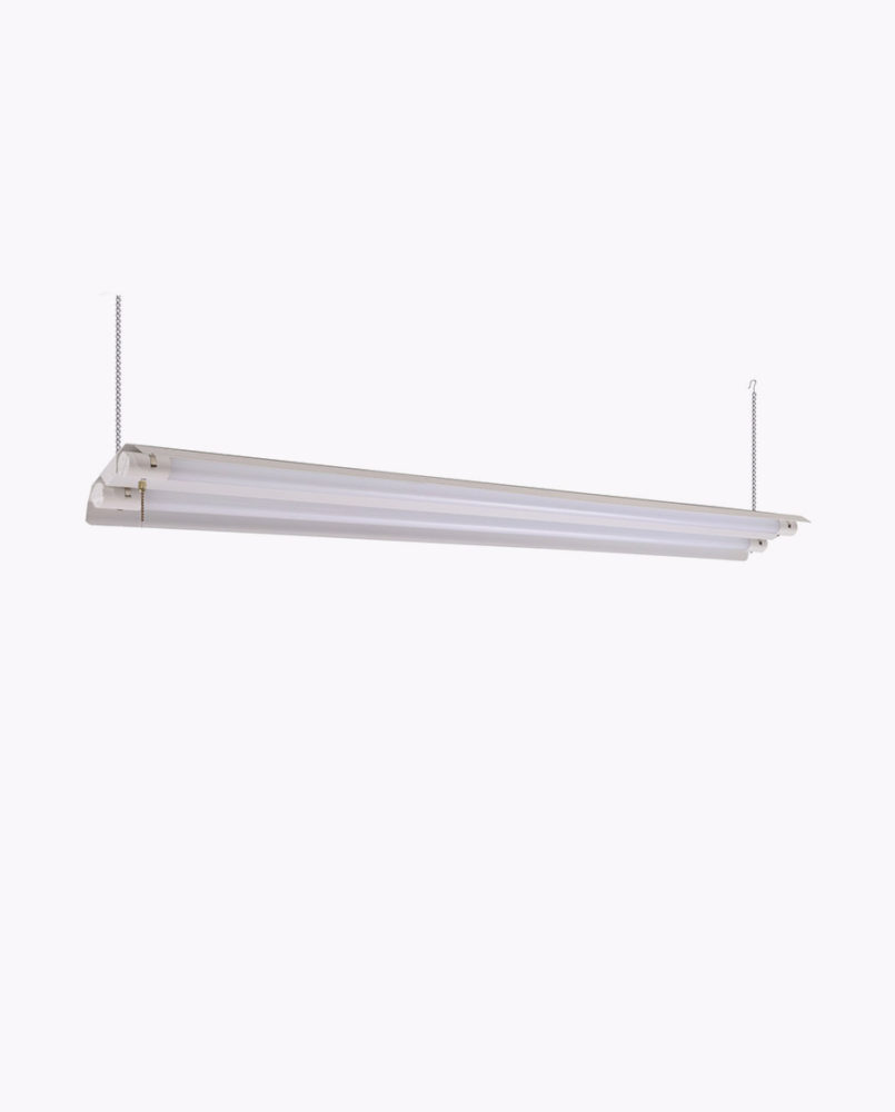 Sh48218p Led 4ft 2 Lamp Led Shoplight Cyber Tech Lighting