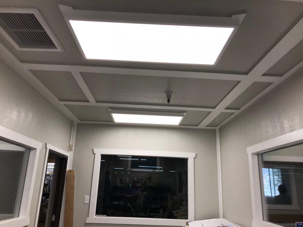 C50P24-D/ 2′ x 4′ LED Edge-lit Flat Panel | Cyber Tech Lighting