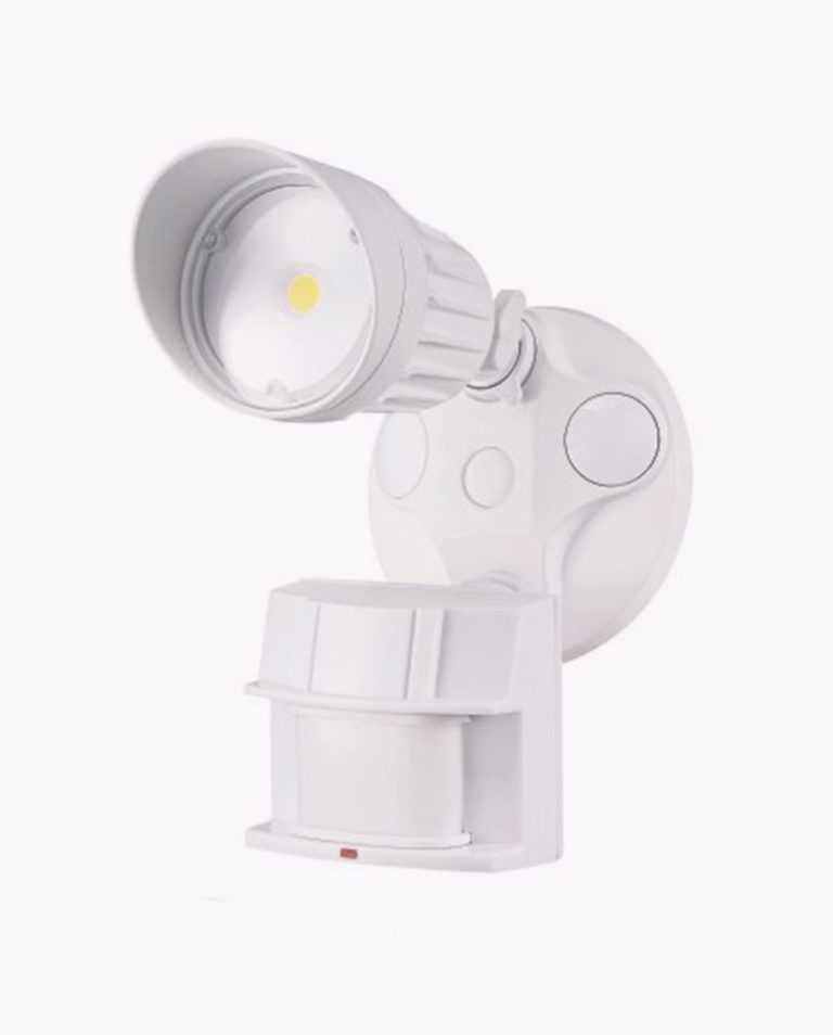 Lf10mh1 Single Head Led Motion Security Light Cyber Tech
