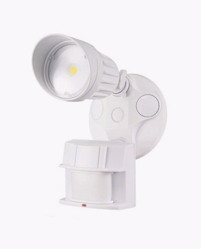LF10MH1 Single Head LED Motion Security Light | Cyber Tech Lighting