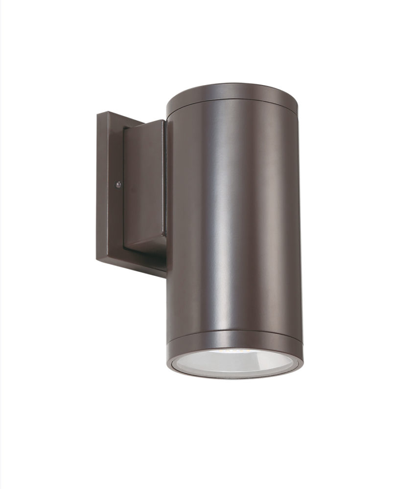 LWP15TDN-BZ/ LED Up Or Down Coffee Can Wall Fixture