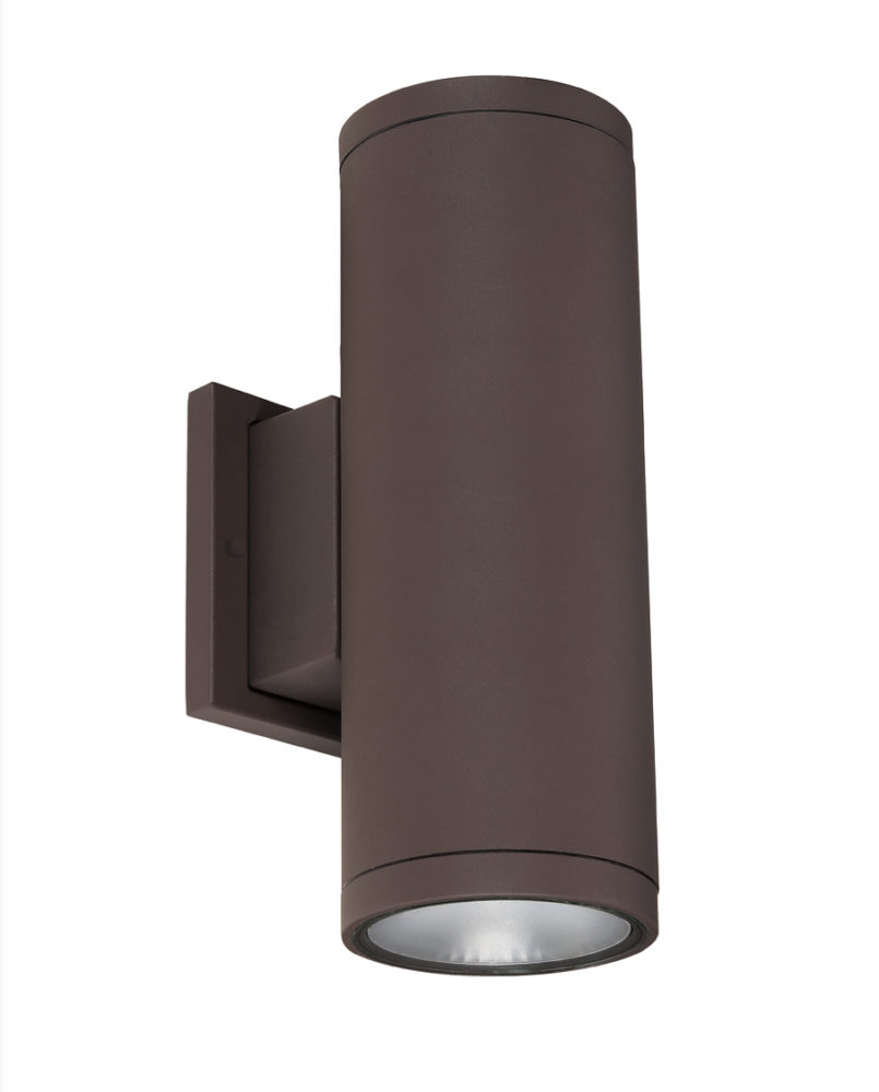 lwp30tupdn bz led up down coffee can fixture cyber tech lighting