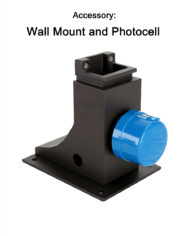 WAll Mount and Photocell