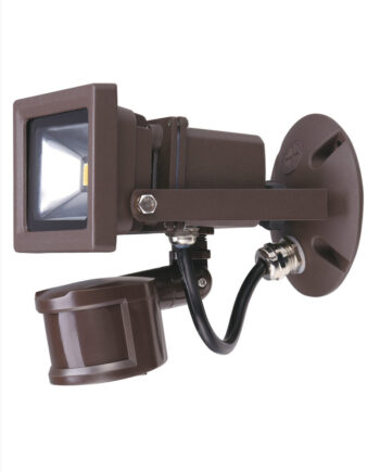 LF20MH2/ Dual Head Motion Security Light (Chip Color 3000K & 5000K