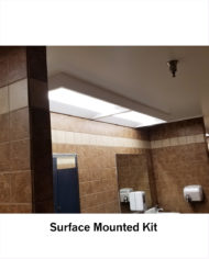 Surface Mounted Kit-CL5SID